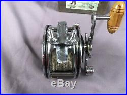 Vintage PENN REELS No. 49 M SUPER MARINER, with Extra Spool, Fishing, with Box, NICE