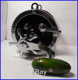 Vintage PENN REELS Senator 114 6/0 Conventional Saltwater Big Game Fishing Reel