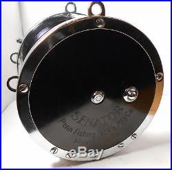 Vintage PENN REELS Senator 116 12/0 Conventional Saltwater BIG GAME Fishing Reel