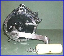 Vintage PENN SENATOR 115 9/0 Big Game Conventional Reel withCustom Handle. USA