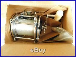 Vintage PENN SENATOR 115 9/0 SALTWATER FISHING REEL / MANUAL BOX REPAIR KIT OIL
