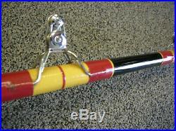 Vintage PENN SENATOR 14/0 Reel with Harnell 25200 Unlimited Class 6' 10 Rod RARE