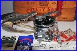 Vintage PENN SENATOR 9/0 BIG GAME Conventional Saltwater Fishing Reel USA