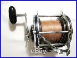 Vintage PENN SENATOR 9/0 BIG GAME Conventional Saltwater Fishing Reel USA -Nice