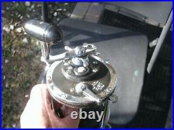 Vintage PENN SENATOR 9/0 Deep Sea Fishing Reel Made in USA LOOK