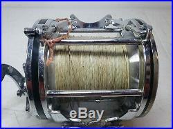 Vintage PENN SENATOR 9/0 High Capacity BIG GAME Saltwater FISHING REEL