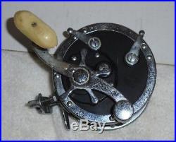 Vintage PENN SUPER MARINER NO. 49 SALTWATER FISHING REEL