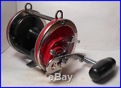 Vintage PENN Senator 113 HLW 4/0 WIDE SPOOL Conventional Saltwater Fishing Reel