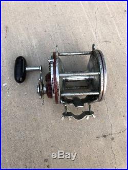 Vintage PENN Senator 114H 6/0 BIG GAME Conventional Saltwater Fishing Reel
