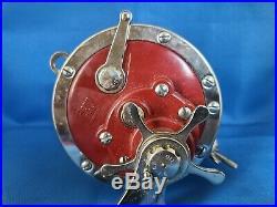 Vintage PENN Senator 114H 6/0 BIG GAME Conventional Saltwater Fishing Reel B