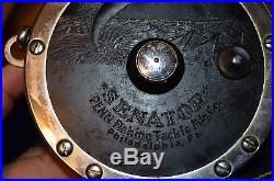 Vintage PENN Senator 115 9/0 BIG GAME Conventional Saltwater Fishing Reel with Box