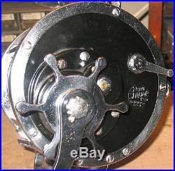 Vintage PENN Senator 12/0 Big Game Reel Great Condition See Video WOW 12 0