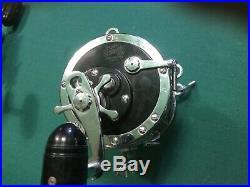 Vintage PENN Senator 9/0 BIG GAME Conventional Saltwater Fishing Reel
