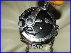Vintage PENN Senator 9/0 Conventional Saltwater Fishing Reel Very Good Working