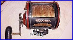 Vintage PENN Special Senator 114H 6/0 Big Game Fishing Reel