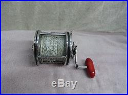 Vintage PENN Special Senator 114 6/0 Conventional Saltwater Fishing Reel