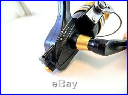 Vintage PENN Spin Fisher 4400-SS Spinning reel + Spare spool Good condition