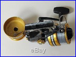 Vintage PENN Spin Fisher 6500-SS Saltwater Spinning Reel Includes Spare Spool