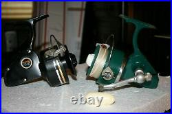 Vintage PENN Spinfisher 700 Green Fishing Reel Made In USA