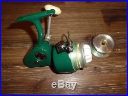 Vintage PENN Spinfisher 712 Spinning Reel made in USA with Spare Spool- MUST SEE