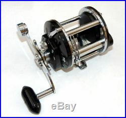 Vintage Penn 10 Mag Tuned multiplier reel old shop stock wirh box & papers