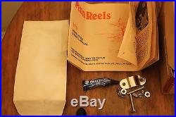 Vintage Penn 146L Squidder Jr Conventional Reel In Original Box