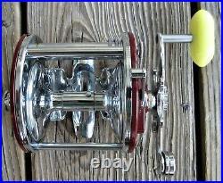 Vintage Penn 1960's Reel Model Peer 209 New In Original Box