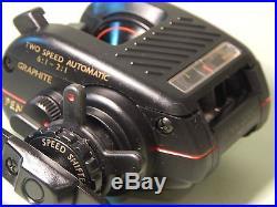 Vintage Penn 2000 Speed Shifter 2-Speed baitcasting reel-used/excellent++
