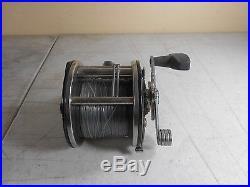 Vintage Penn 309 Level Wind Conventional Saltwater Fishing Reel Heavy Duty Reel