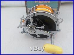 Vintage Penn 349 Master Mariner Sea Fishing Reel