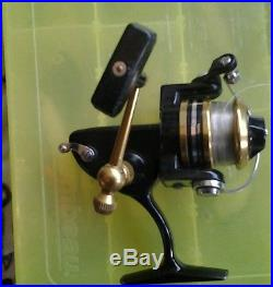 Vintage Penn 420SS High Speed 5.11 Ultra Lite Spinning Fishing Reel USA Nice