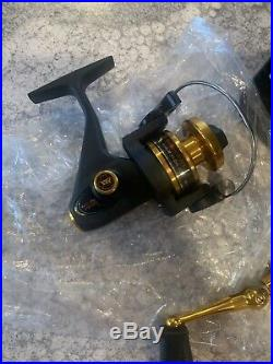 Vintage Penn 420 SSG Spinfisher New In Box
