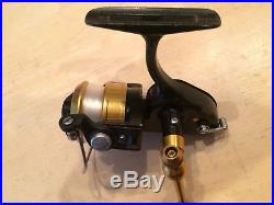 Vintage Penn 430SS Ultralight Spinning Reel Made in USA very good condition