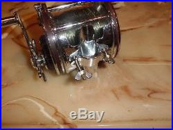 Vintage Penn 4/0 Special Senator 113H Conventional Reel made in USA