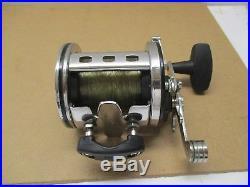 Vintage Penn 505HS Jigmaster Saltwater Deep Sea Fishing Conventional Reel 505 HS