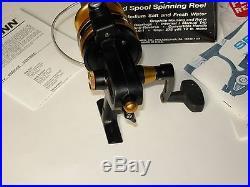 Vintage Penn 5500SS Spinning Reel