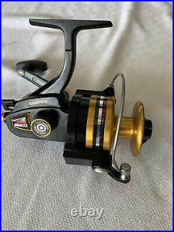 Vintage Penn 5500SS Spinning Reel EXCELLENT Condition Made In USA