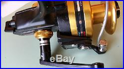 Vintage Penn 6500SS Saltwater Spinning Reel High Speed 4.71 Made in U. S. A. New
