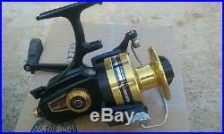 Vintage Penn 6500 ss spinning reel, box & papers