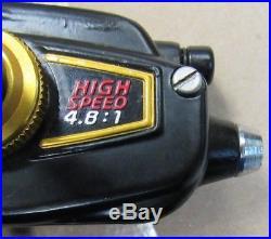 Vintage Penn 650SS High Speed Spinning Reel (11269-YS-B4)