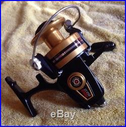 Vintage Penn 650 SS Spinning Reel Very Light Use Made In The USA Super Light Use