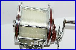 Vintage Penn 6/0 Special Senator 114H Fishing Reel with Box Tools & Papers #3