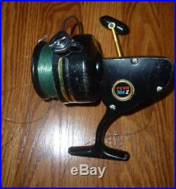Vintage Penn 704Z SPINFISHER Saltwater Spinning reel with extra spool c