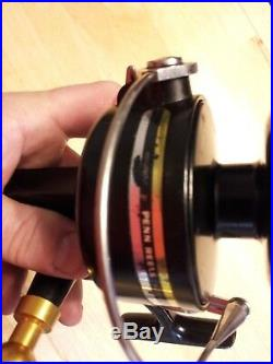 Vintage Penn 704Z Saltwater Spinning Reel