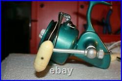 Vintage Penn 704 Spinfisher Large Saltwater Fishing Reel