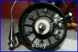 Vintage Penn 704 Z Spinfisher Large Saltwater Fishing Reel Smooth