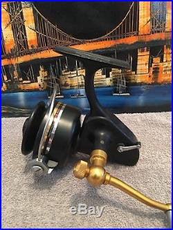 Vintage Penn 704-Z Spinning Fishing Reel (Made In USA)