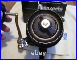 Vintage Penn 704z Or 706z Not Sure Reel 6/1/21p Box Papers No Bail Working