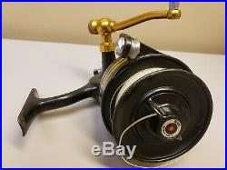 Vintage Penn 706Z SPINNING REEL heavy action WORKS! Made in USA Fishing NICE