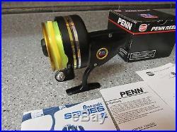 Vintage Penn 706Z Z-Series Bail-Less Spinning Fishing Reel